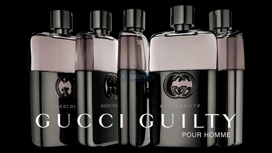 Nước hoa nam Gucci Guilty