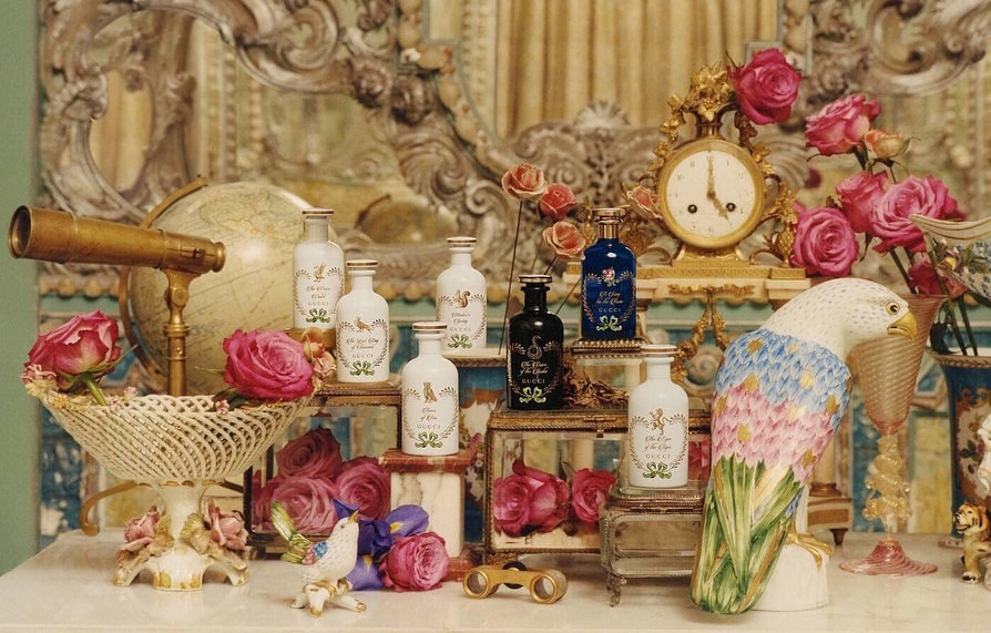 Nước hoa nam Gucci Alchemist's Garden