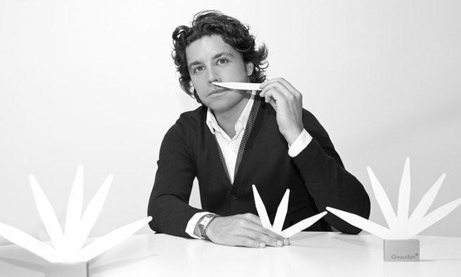Nhà pha chế nước hoa Aurelien Guichard