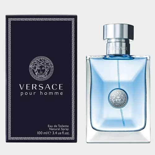 Nước hoa Versace Pour Homme đóng chai 100 ml