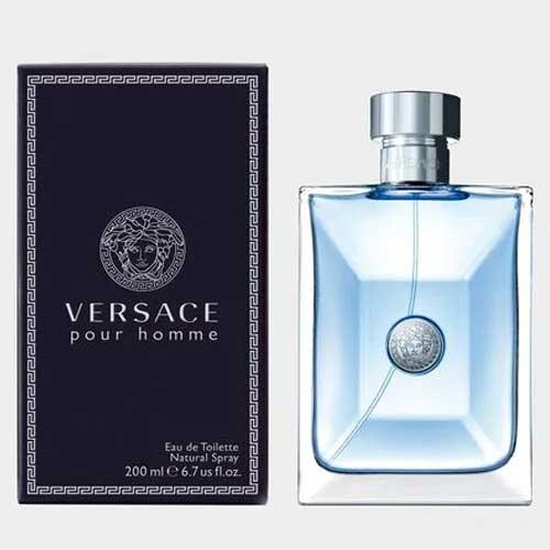 Nước hoa Versace Pour Homme đóng chai 200 ml