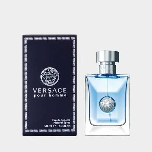 Nước hoa Versace Pour Homme đóng chai 50 ml