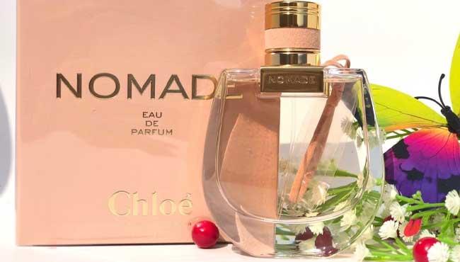 Mùi hương của nước hoa Chloe Nomade 30 50 100ml