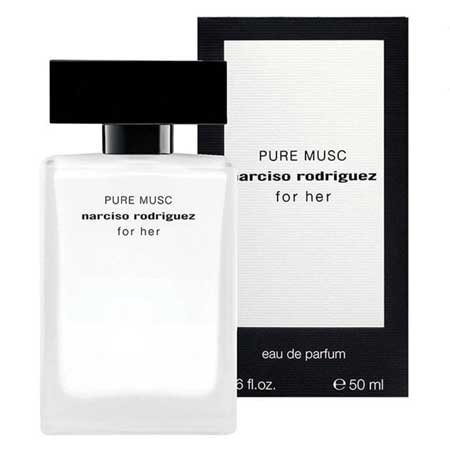 Nước Hoa Narciso Trắng Rodriguez Pure Musc For Her 100ml