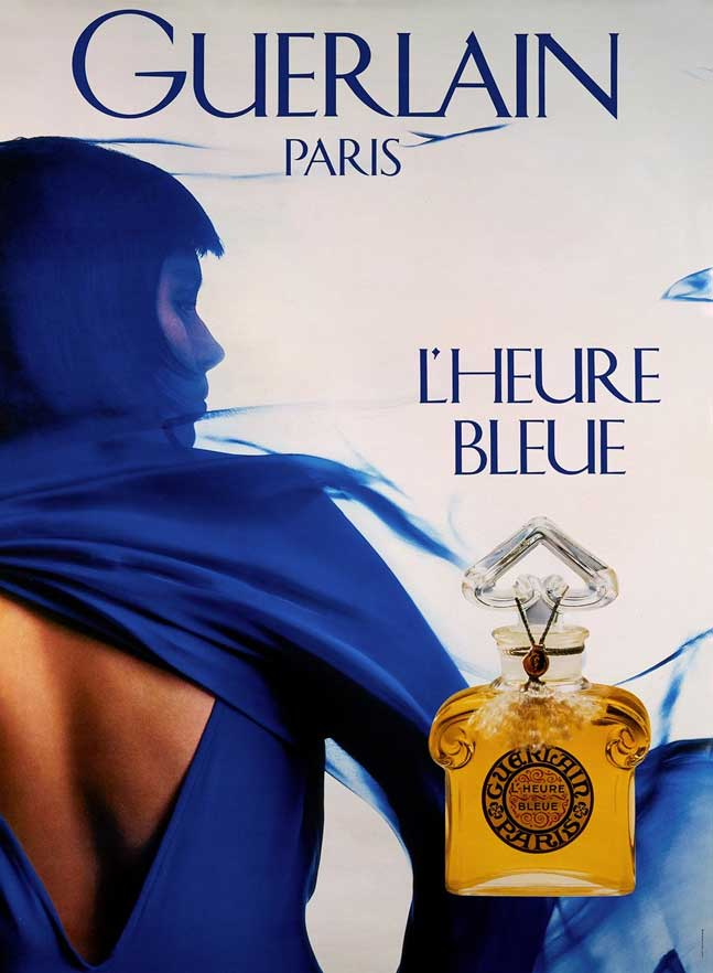 Nước hoa nữ Guerlain L'Heure Bleue