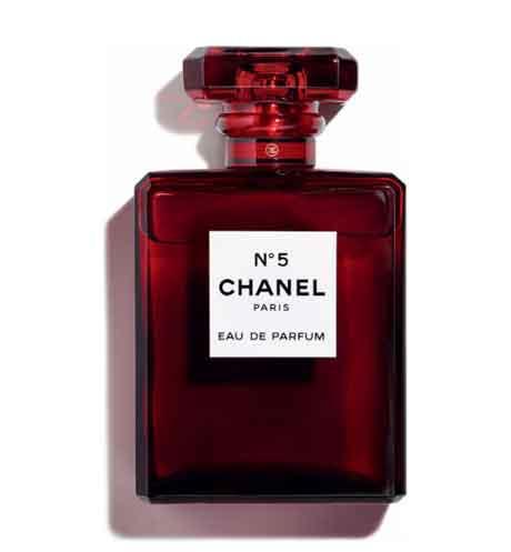 No5 Eau De Parfume Red Edition (No 5 đỏ)